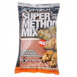 Zanęta Bait-Tech Super Method Mix Red 2kg