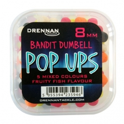 Drennan Bandit Dumbell POP-UP Fruity Fish Flavour